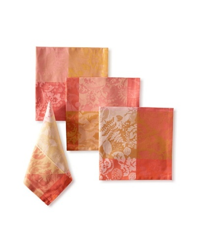 Garnier-Thiebaut Mille Set of 4 Ani Napkins