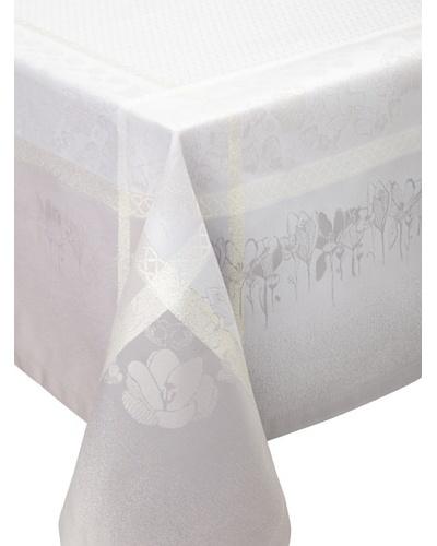 Garnier-Thiebaut Perce Neige Tablecloth