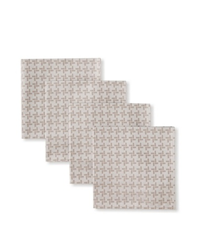 Garnier-Thiebaut Set of 4 Origami Napkins