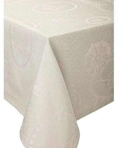 Garnier-Thiebaut Mille Éclats Tablecloth [Rose]