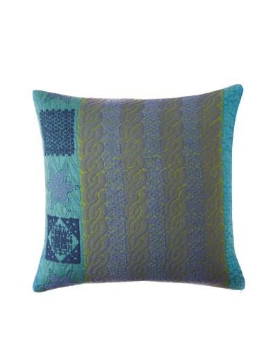 Garnier-Thiebaut Tricot Amethyste Cushion