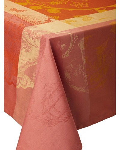 Garnier-Thiebaut Earl Grey Tablecloth [Thé Rouge]