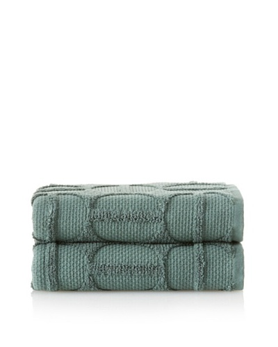 Garnier-Thiebaut Ligne O Bouleau Set of 2 Hand Towels