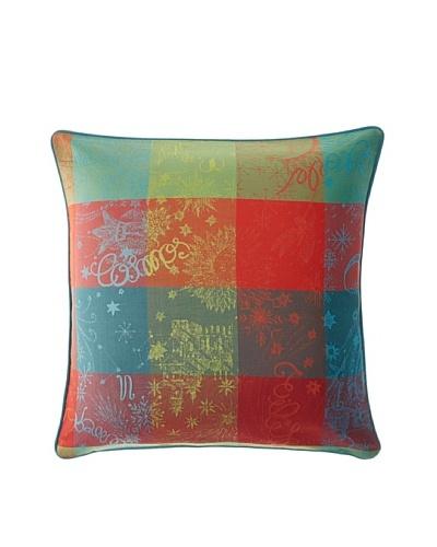 Garnier-Thiebaut Mille Couleurs Epicea Cushion