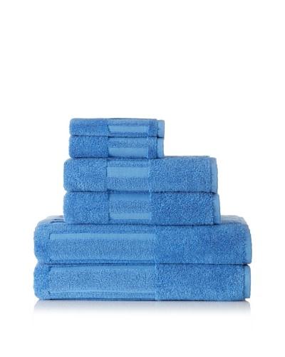 Garnier-Thiebaut 6-Piece Bath Towel Set, Lagon