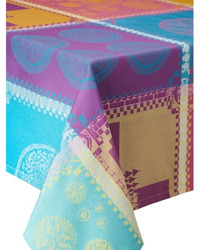 Garnier-Thiebaut Mille Batik Tablecloth
