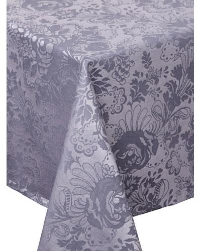 Garnier-Thiebaut Mille Damasse Tablecloth [Métal]
