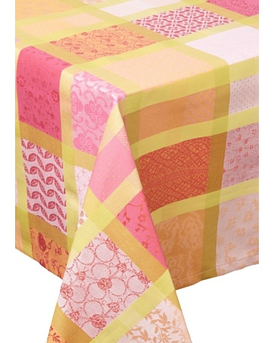Garnier-Thiebaut Mille Ladies Tablecloth [Pivoine]