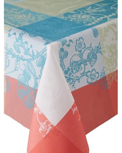 Garnier-Thiebaut Jardin Extraordinaire Tablecloth [Eden]
