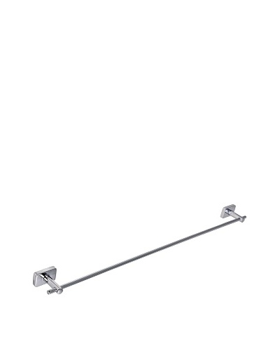 Gedy by Nameek's Minnesota Collection Towel Bar, Polished Chrome, 24""