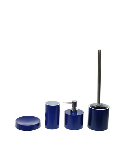 Gedy by Nameeks Piccollo Bathroom Accessory Set, BlueAs You See
