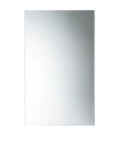 Gedy by Nameek's Vertical or Horizontal Polished Edge Mirror, Chrome