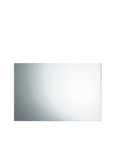 Gedy by Nameek's Horizontal or Vertical Polished Edge Mirror, Chrome