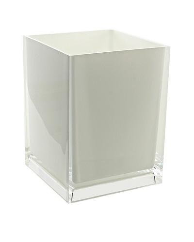 Gedy by Nameek's Waste Basket, White