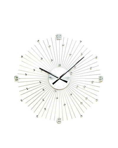 George Nelson Million Dollar Starburst Clock