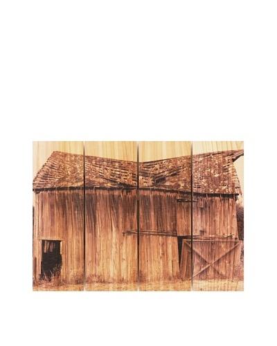 Old Barn, 22.5 x 16