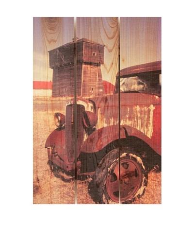 Rust Bucket, 16 x 24