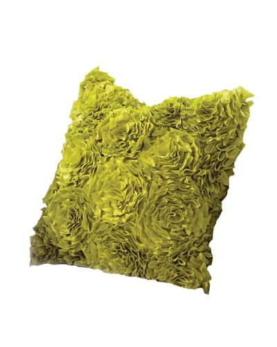 Global Views Kalon Pillow, Lime