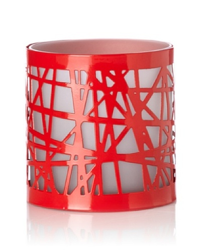 Global Views Strapping Candleholder/Vase