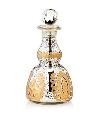 Go Home Arabella Antique Gold Mercury Decanter