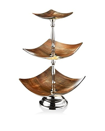 Go Home Horn 3-Tier Stand