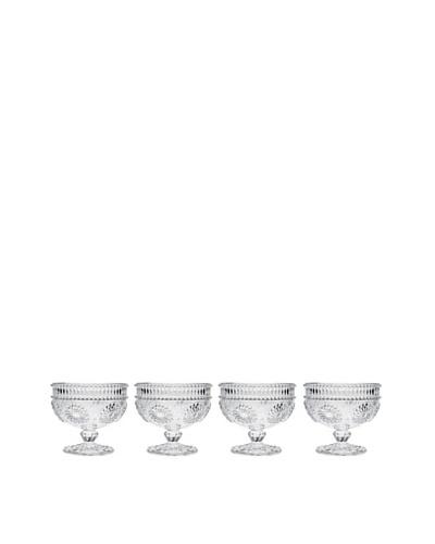 Godinger Set of 4 Florentine Dessert Bowls