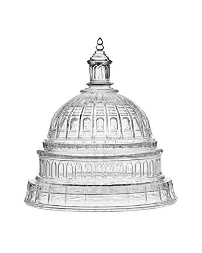 Godinger Capital Domed Cake Plate