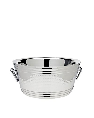 Godinger Ribbed/Hammered Dishwasher Tub