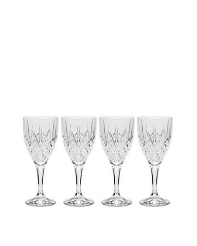 Godinger Set of 4 Dublin Goblets