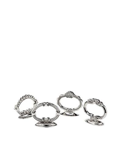 Godinger Finial Napkin Ring/Place Card Holder