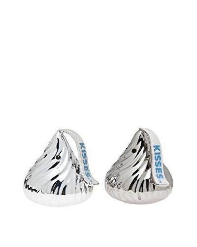 Godinger Kisses Retro Salt & Pepper Shakers