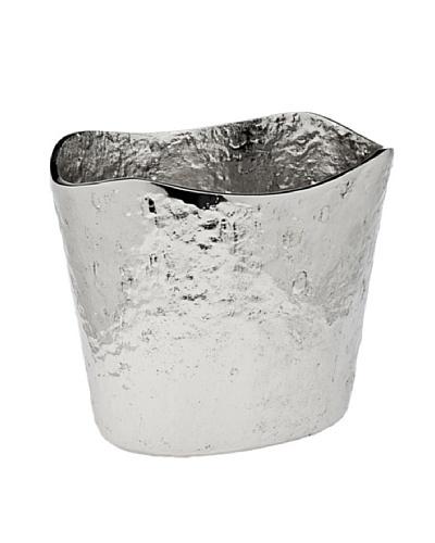 Godinger Lava Wine Cooler, Silver