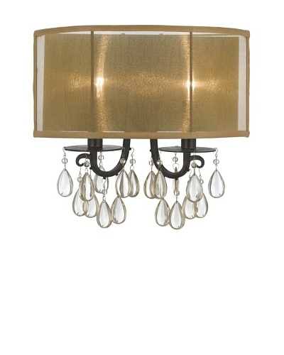 Gold Coast Lighting English Bronze Wall Sconce