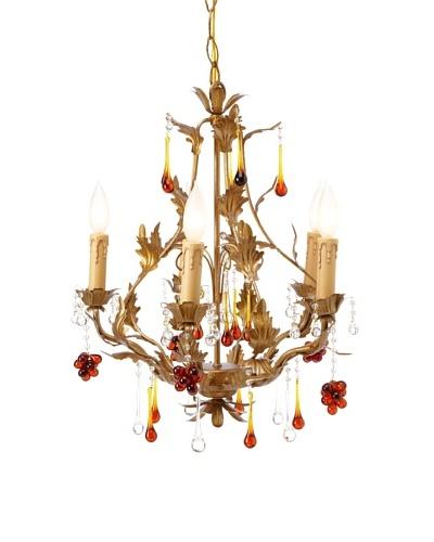 Gold Coast Lighting Victoria 5-Light Chandelier