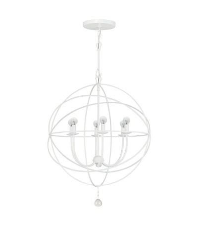 Swarovski Chandeliers by Gold Coast Lighting 6-Light Orbit Chandelier