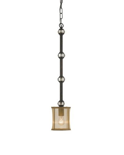Gold Coast Lighting English Bronze Pendant