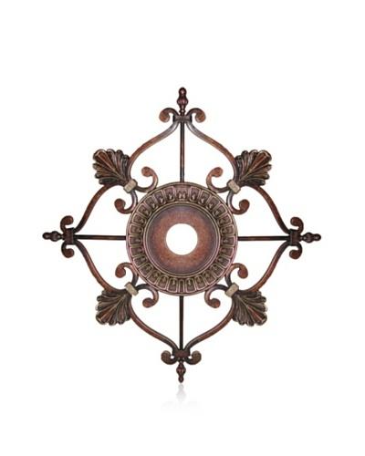 Gold Coast Lighting Espresso Ceiling Medallion