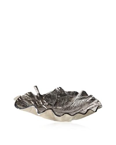 Gold Leaf Design Fig Leaf Bowl