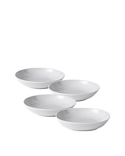 Gordon Ramsay Set of 4 Maze 24-Oz. Pasta Bowls, Grey