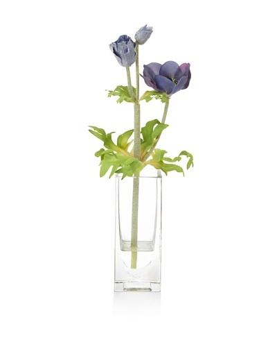 Winward Poppy In Medium Bottle Vase