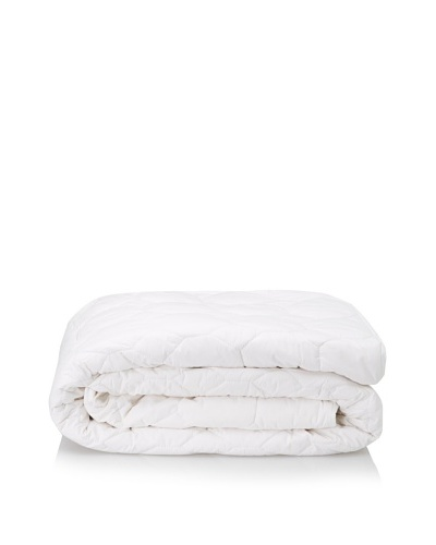 Grande Hotel Collection Natural Mattress Pad