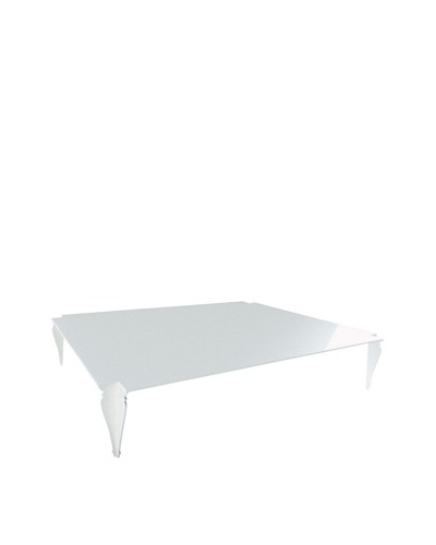Grange Paris Rectangular Coffee Table, White