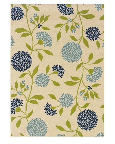 Granville Rugs Coastal Indoor/Outdoor Rug