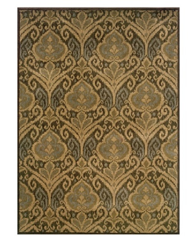 Granville Rugs Aiden Rug [Beige/Black/Orange/Blue/Green/Brown] : OwnModern.com