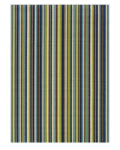 Granville Rugs 1004X Granville Coastal 1004X Indoor/Outdoor Polypropylene Area Rug 1'9 X 3'9