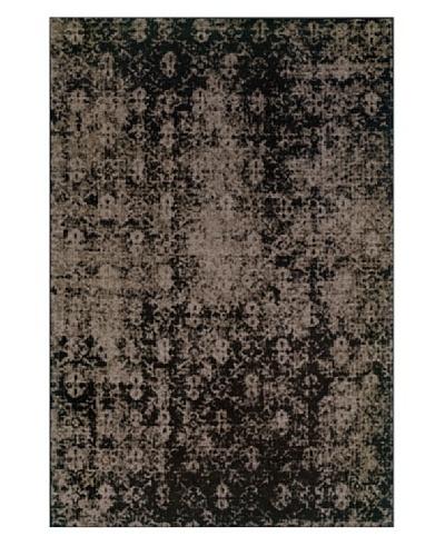 Granville Rugs Vintage Rug [Grey/Black/Brown]