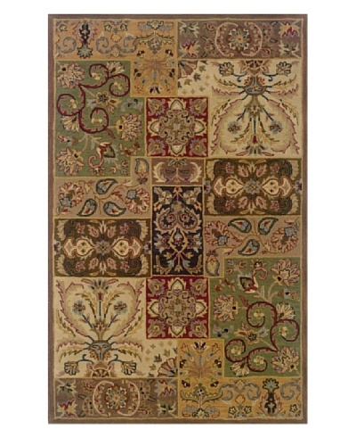 Granville Rugs York Rug [Beige/Brown Multi]