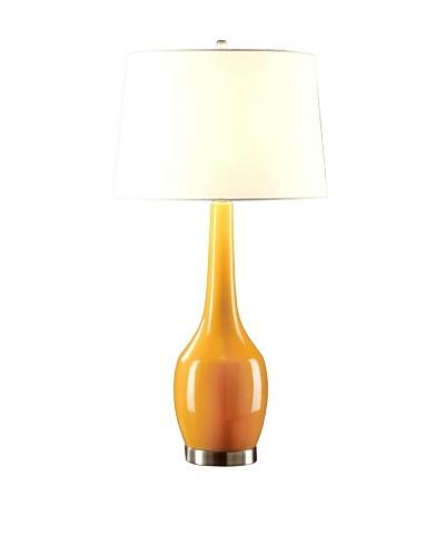 Greenwich Lighting Nina Table Lamp [Tangerine]