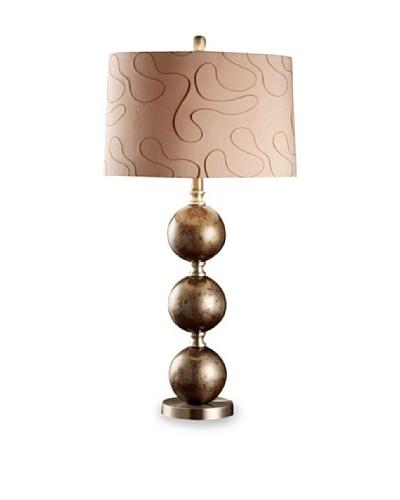 Mia Table Lamp, Gold SwirlAs You See