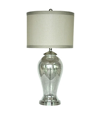 Greenwich Lighting Diana Table Lamp, Pearlescent Gold